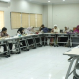 Rapat Re Akreditasi Prodi DIE-FEB Unsyiah